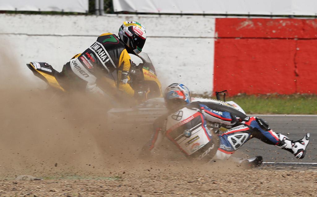 Gines Mathieu crash